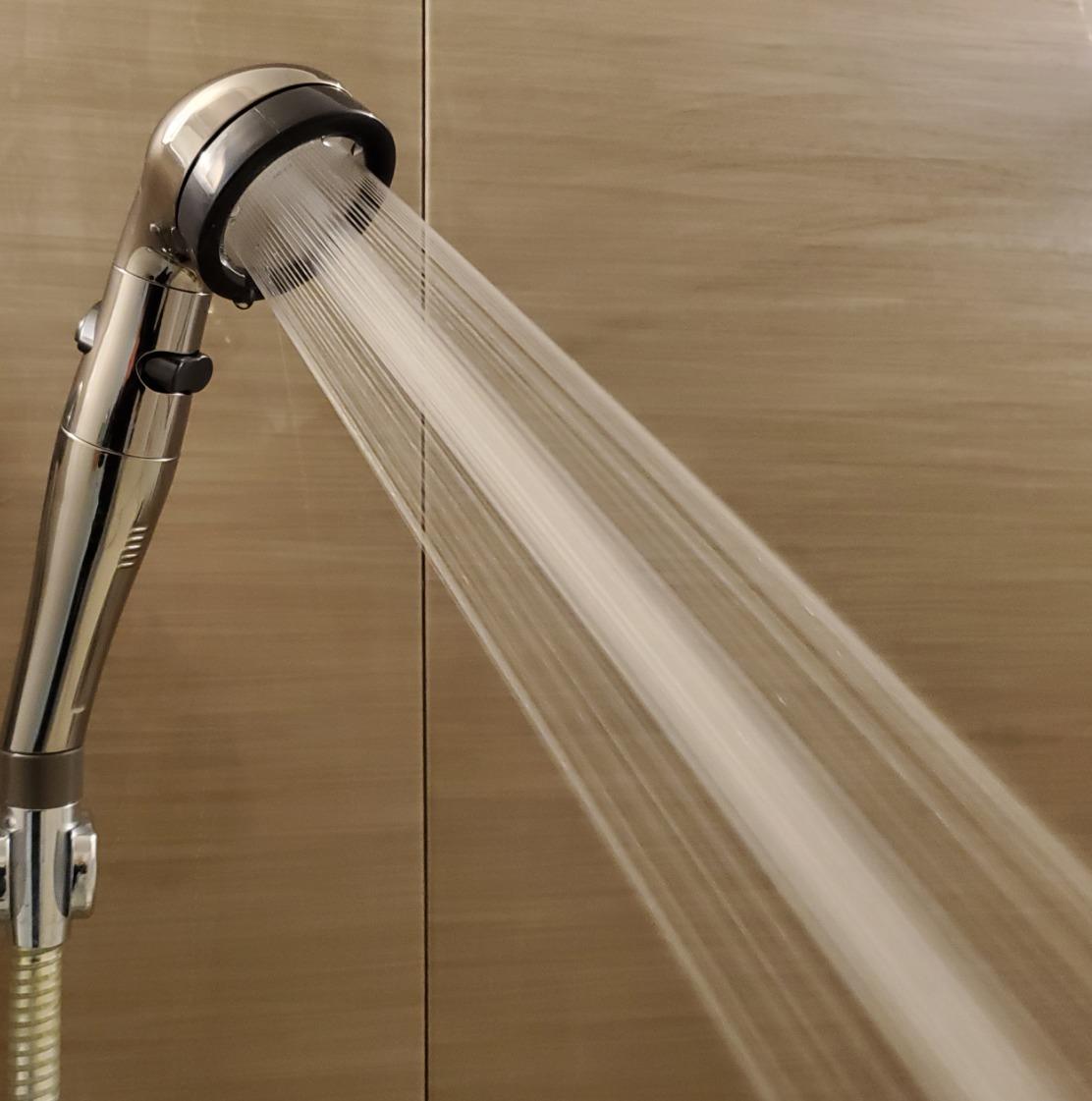ヘッド アラミック シャワー
